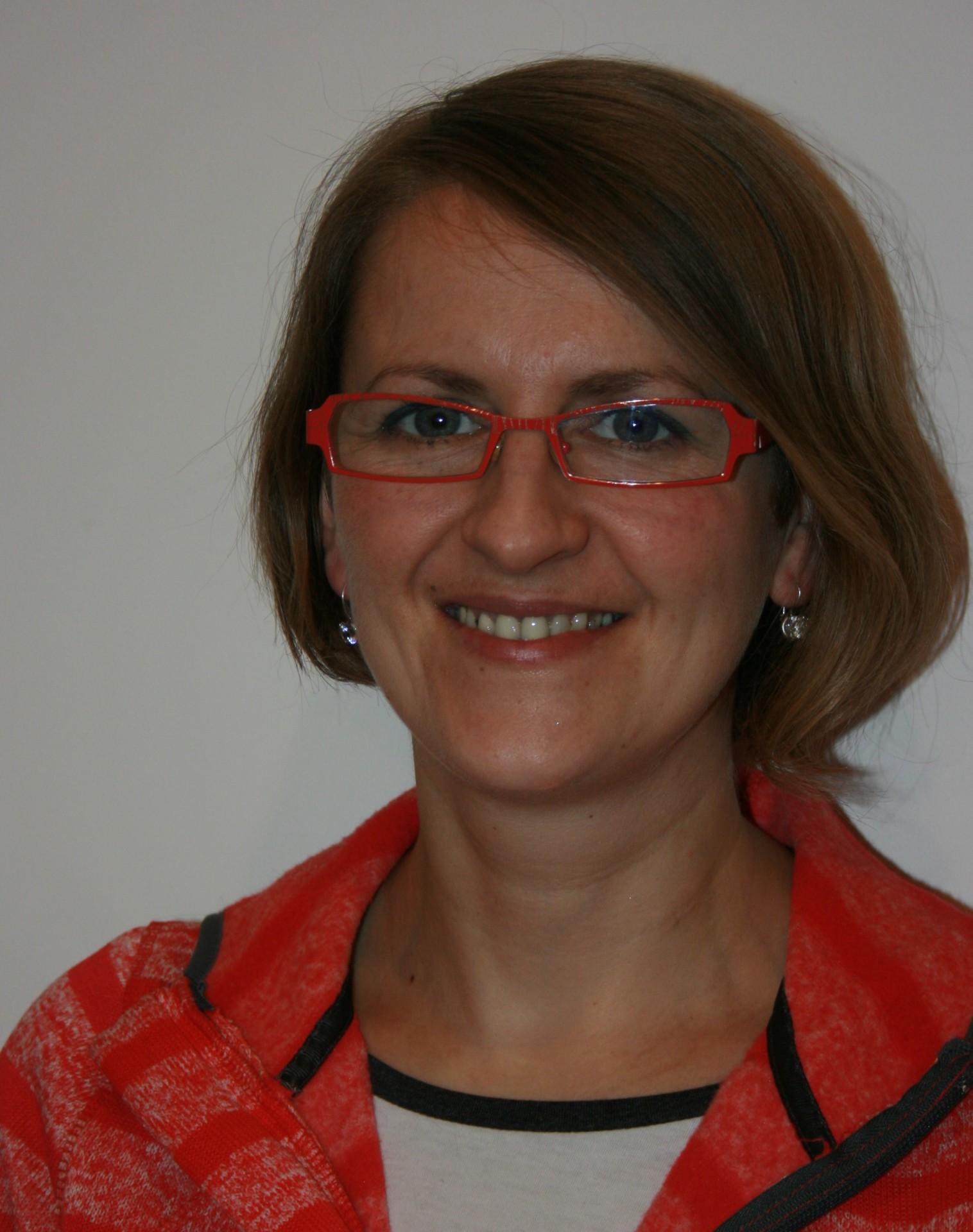 Magda Stefańska. Fot. archiwum prywatne