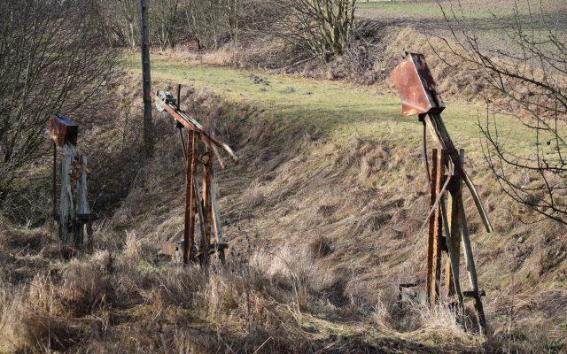 Linia kolejowa Kartuzy - Sierakowice dla wędrowników