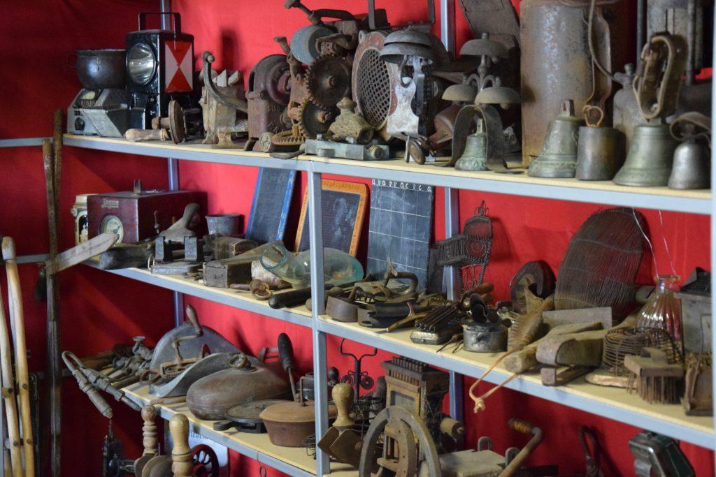 Muzeum nieoczywiste w Goręczynie. Zawsze chciałem mieć armatę 10