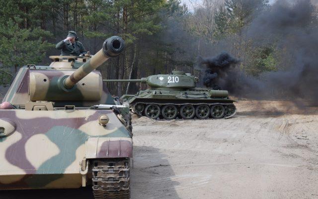 """Bitwa pod Wejherowem. Muzeum Techniki Wojskowej """"Gryf"""" [FILM]"""