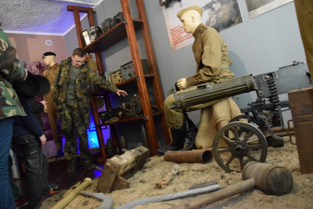 """Bitwa pod Wejherowem. Muzeum Techniki Wojskowej """"Gryf"""" [FILM] 10"""