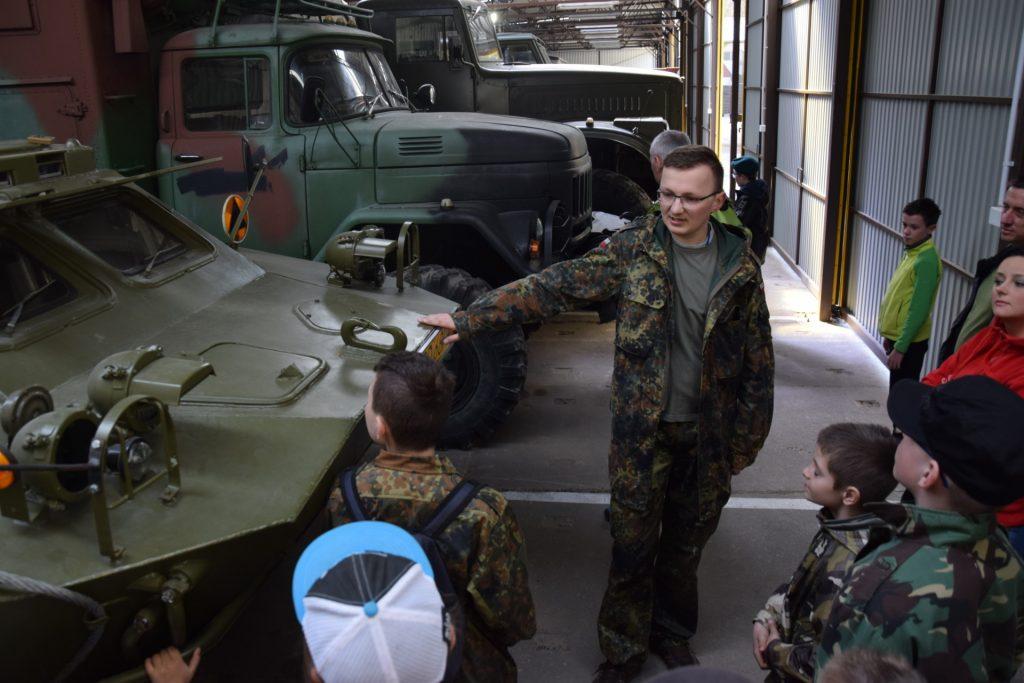 """Bitwa pod Wejherowem. Muzeum Techniki Wojskowej """"Gryf"""" [FILM] 6"""