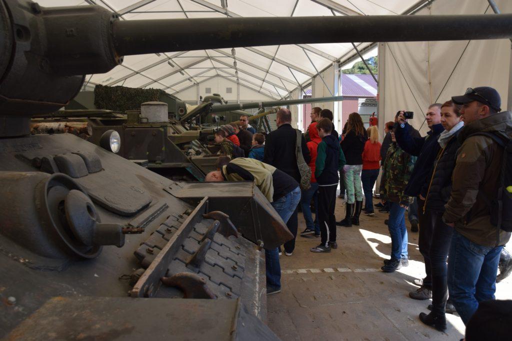 """Bitwa pod Wejherowem. Muzeum Techniki Wojskowej """"Gryf"""" [FILM] 4"""