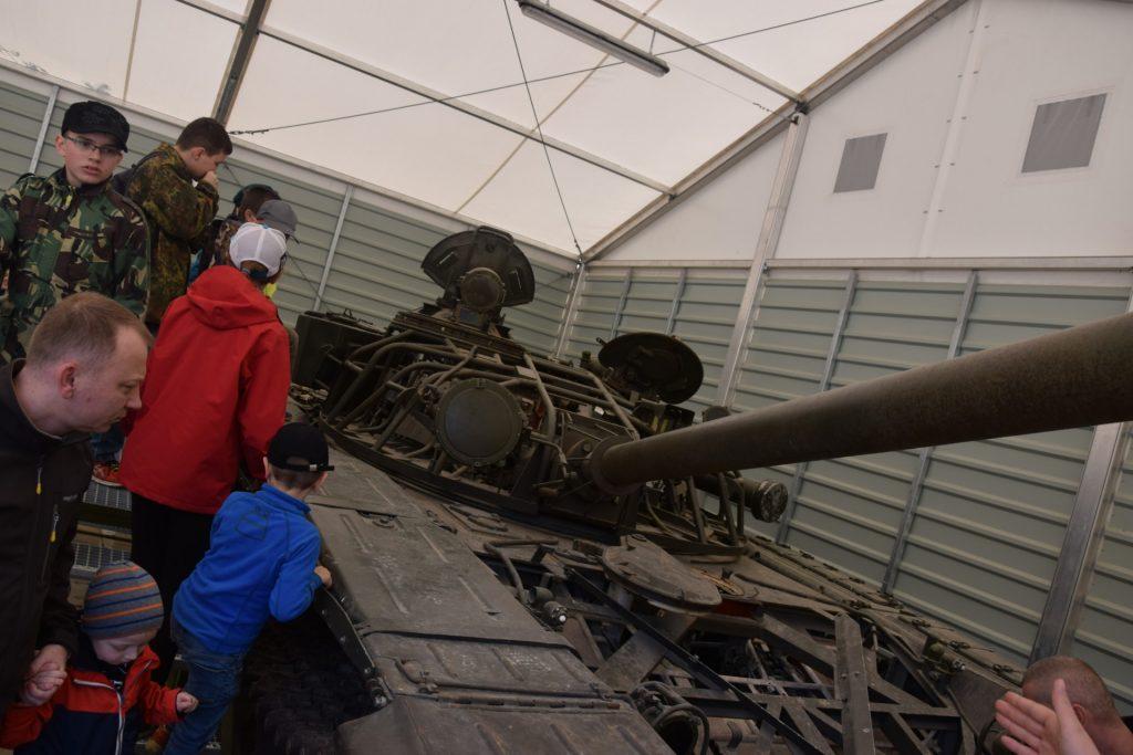"""Bitwa pod Wejherowem. Muzeum Techniki Wojskowej """"Gryf"""" [FILM] 5"""