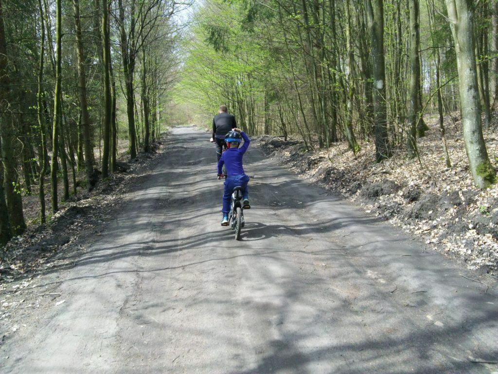 Rowerami z Kartuz do Ostrzyc 12