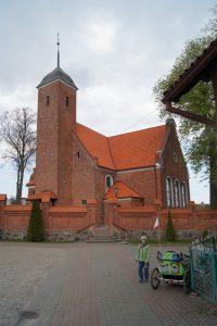 Kościół w Goręczynie