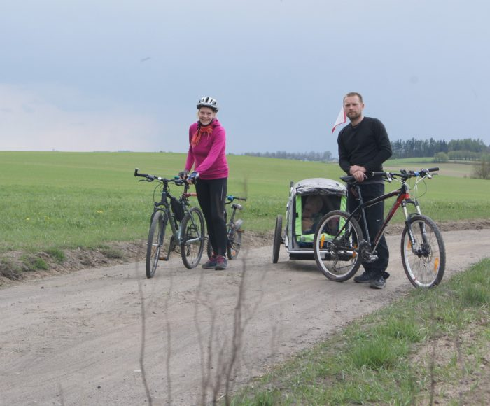 Rowerami z Kartuz do Ostrzyc 9