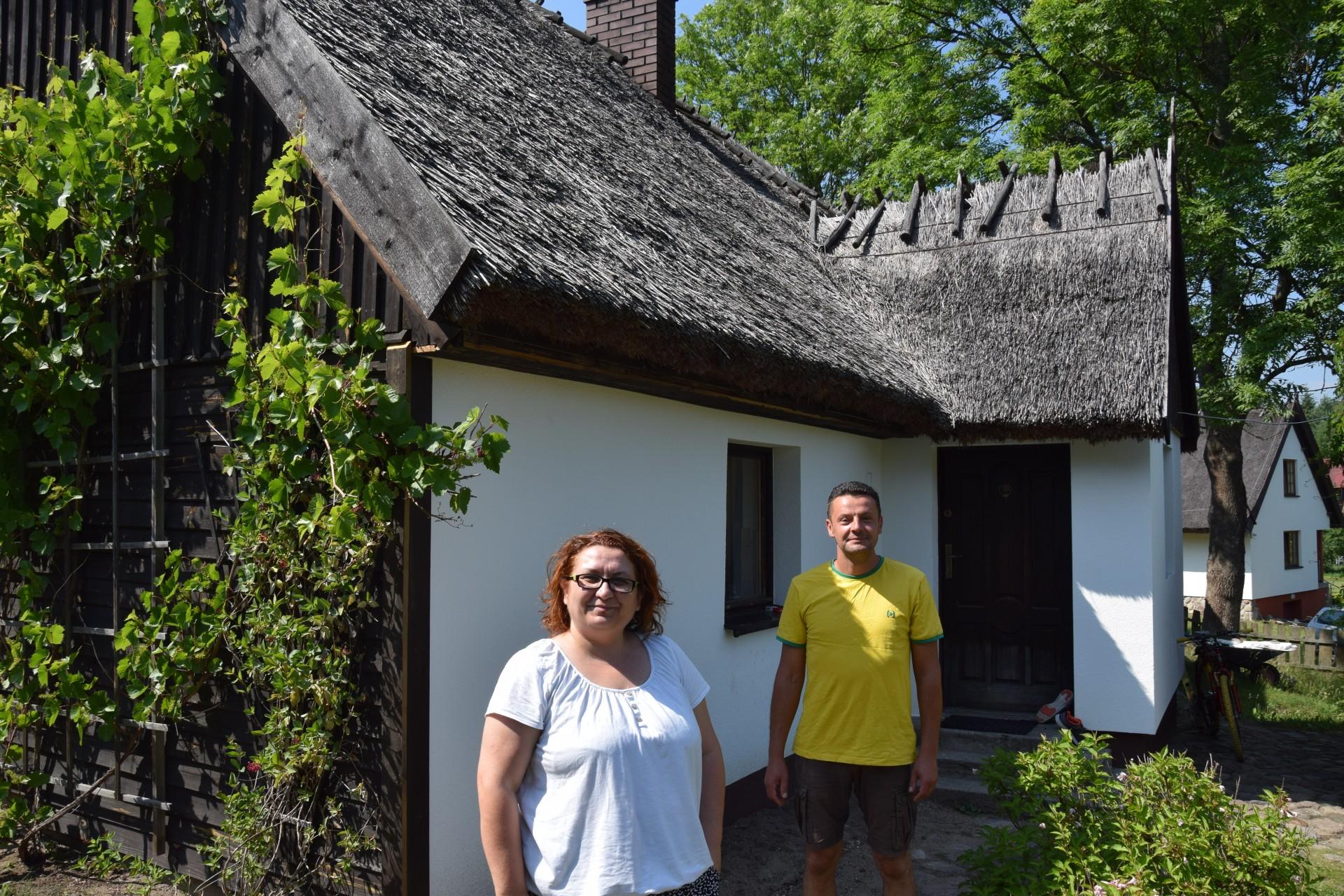 Wieś Juszki - muzeum nieoczywiste. Tu wciąż normalnie się żyje 12