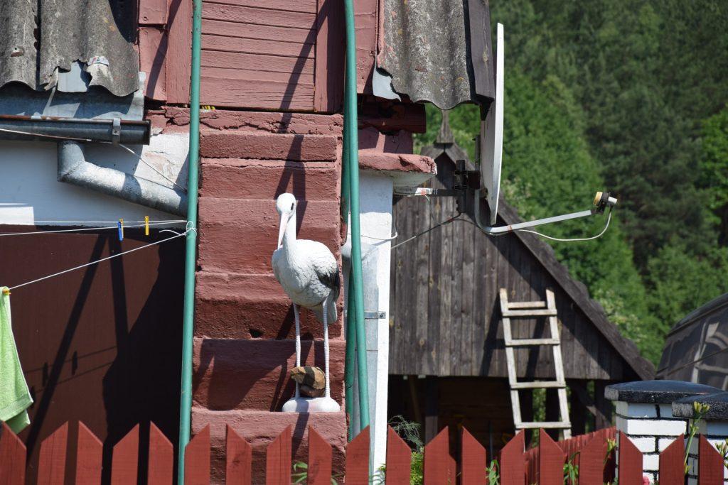 Wieś Juszki - muzeum nieoczywiste. Tu wciąż normalnie się żyje 7