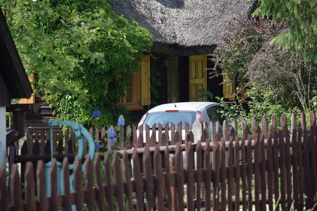 Wieś Juszki - muzeum nieoczywiste. Tu wciąż normalnie się żyje