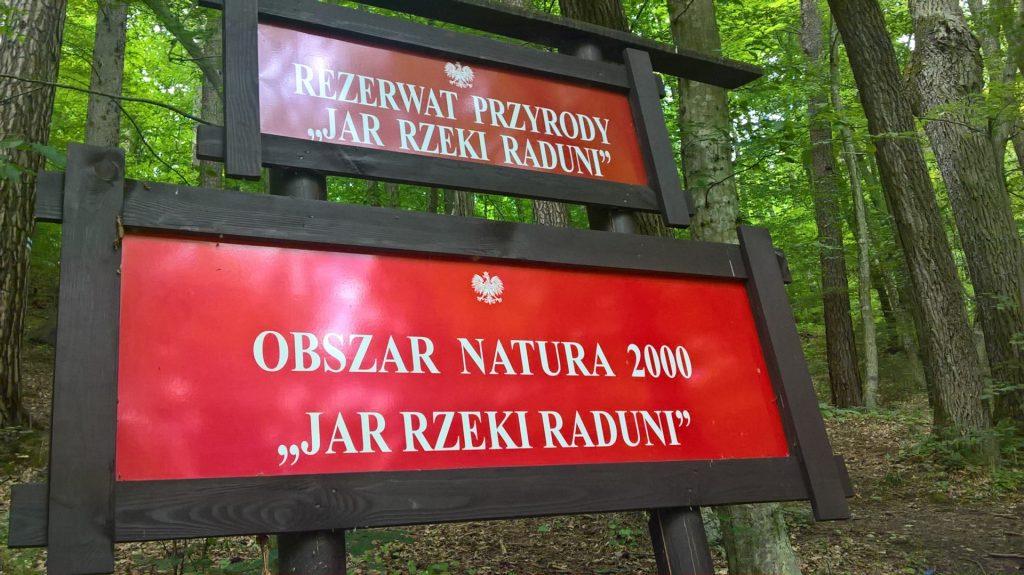 Jar Raduni. Fot. Tomasz Słomczyński/Magazyn Kaszuby