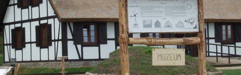 Rzucewo, Park kulturowy. Osada Łowców Fok sprzed ponad 2000 lat