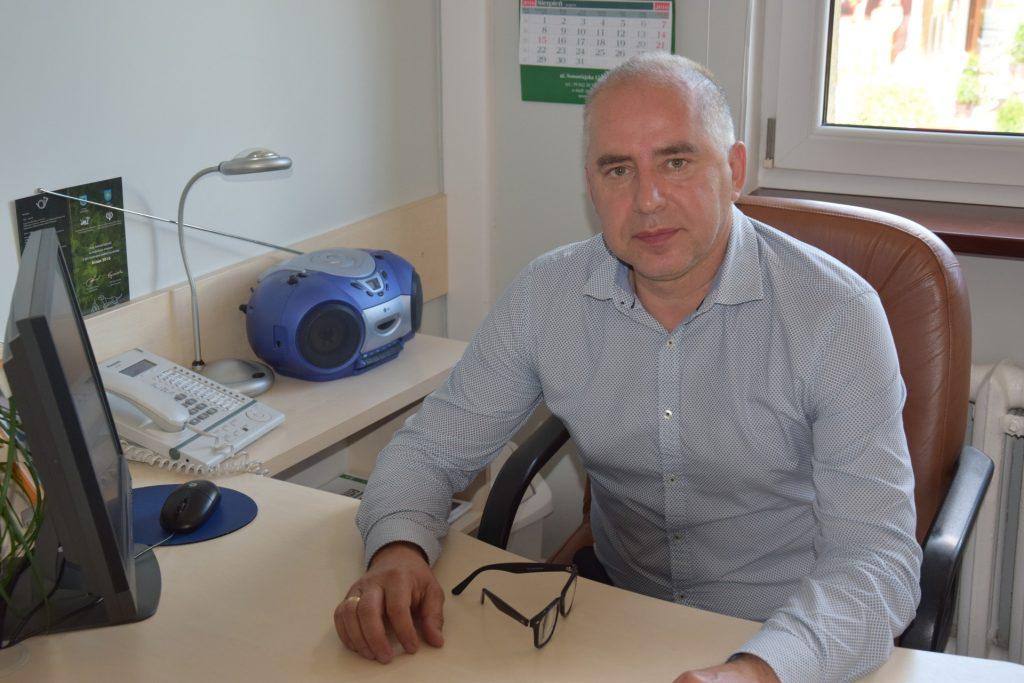 Wiesław Ulatowski, sekretarz gminy Sulęczyno