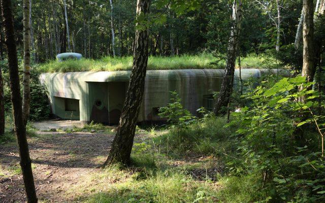 """Jastarnia, Skansen fortyfikacji Ośrodek Oporu """"Jastarnia"""" z 1939 roku 1"""