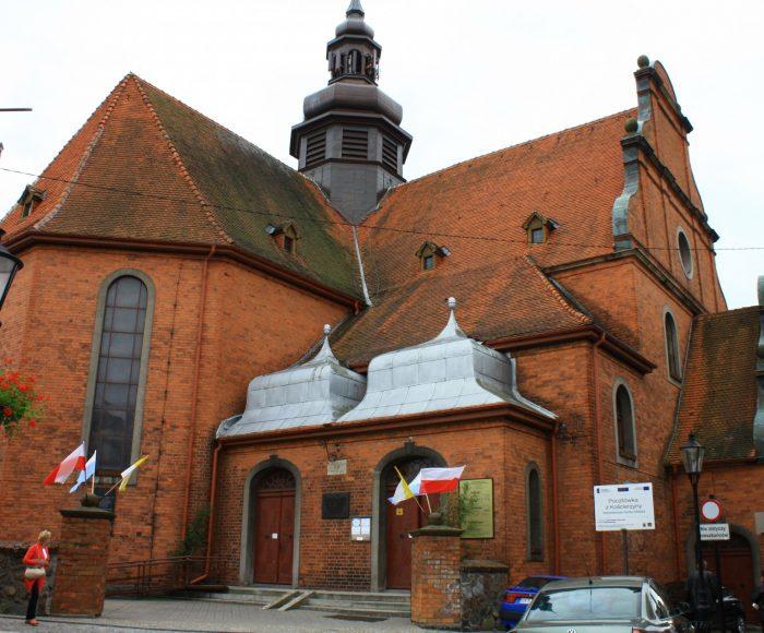 Kościerzyna. Dwa sanktuaria  Matki Bożej w jednej parafii 6