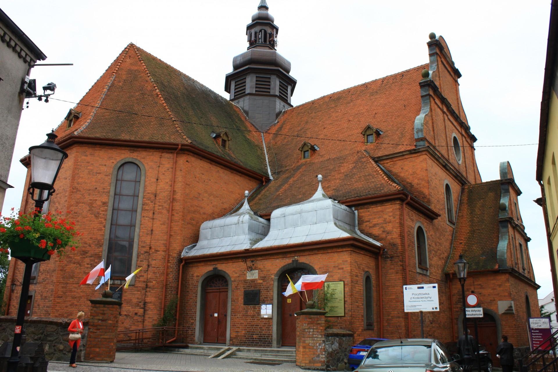 Kościerzyna. Dwa sanktuaria Matki Bożej w jednej parafii - Magazyn ...