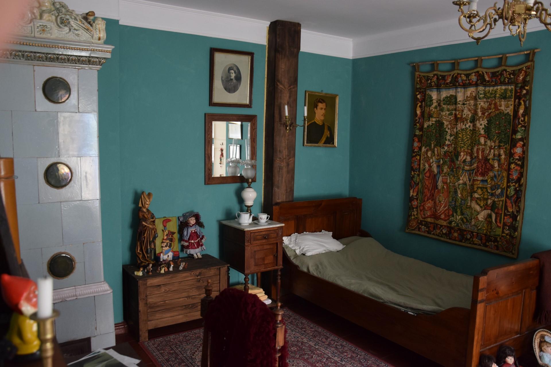 Dwór Wybickich w Sikorzynie - wystawa muzeualna Fot. T. Słomczyński/ Magazyn Kaszuby