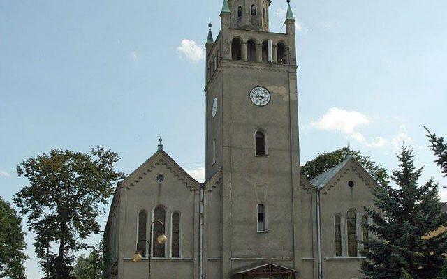 Bytów. Kościół świętej Katarzyny, z XIX wieku 1