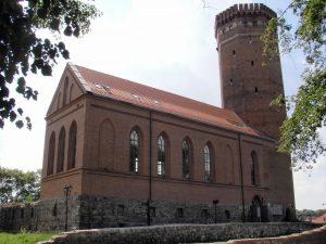 Człuchów,Muzeum Regionalne, Zamek, źródło: wikipedia.org