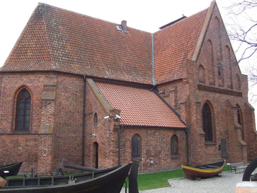 Fot.: Hel, Muzeum rybołówstwa, źródło: Wikipedia, autor: Emptywords