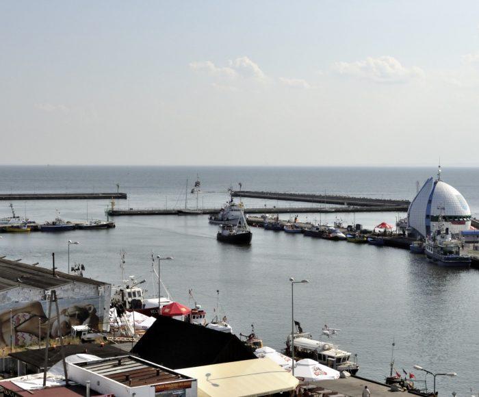 Hel, Port morski nie tylko dla rybaków. Rejsy po Zatoce Gdańskiej