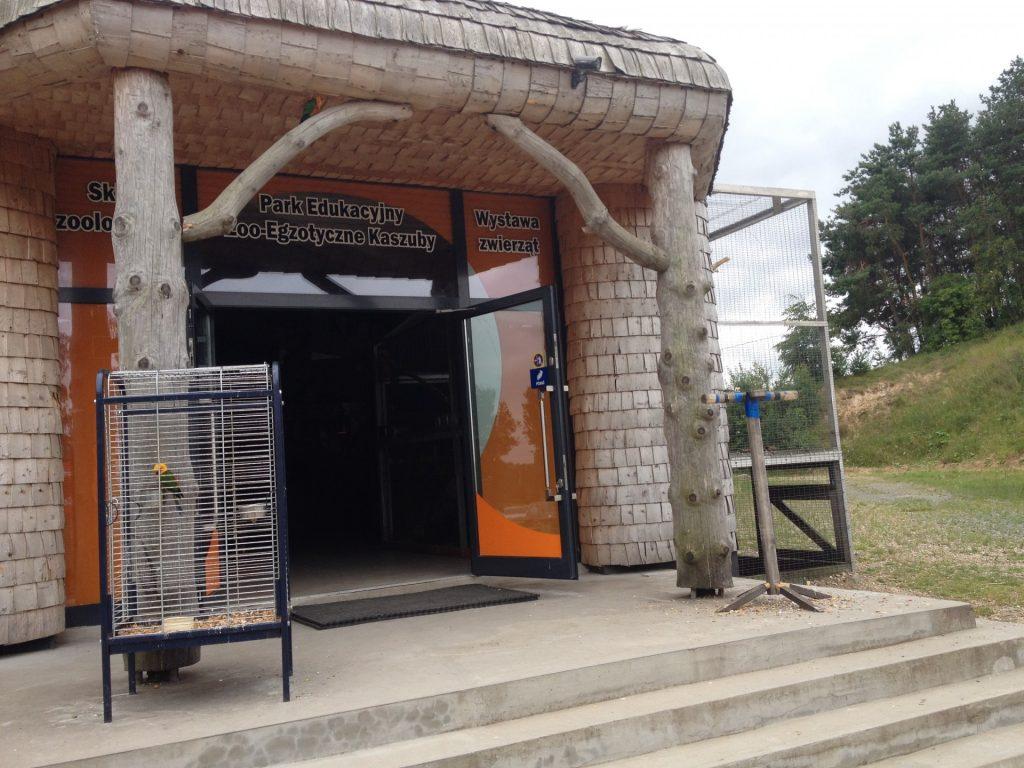 Tuchlino. Park Edukacyjny ZOO – Egzotyczne Kaszuby Fot. Lucyna Szomburg