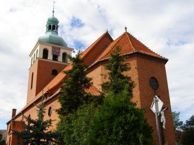 Jastarnia, Kościół z amboną w kształcie łodzi