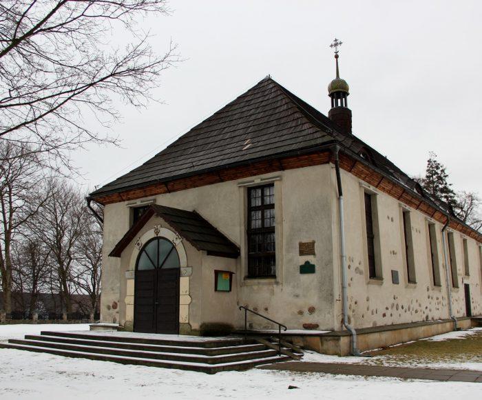 Bytów. Cerkiew z XVII wieku 1