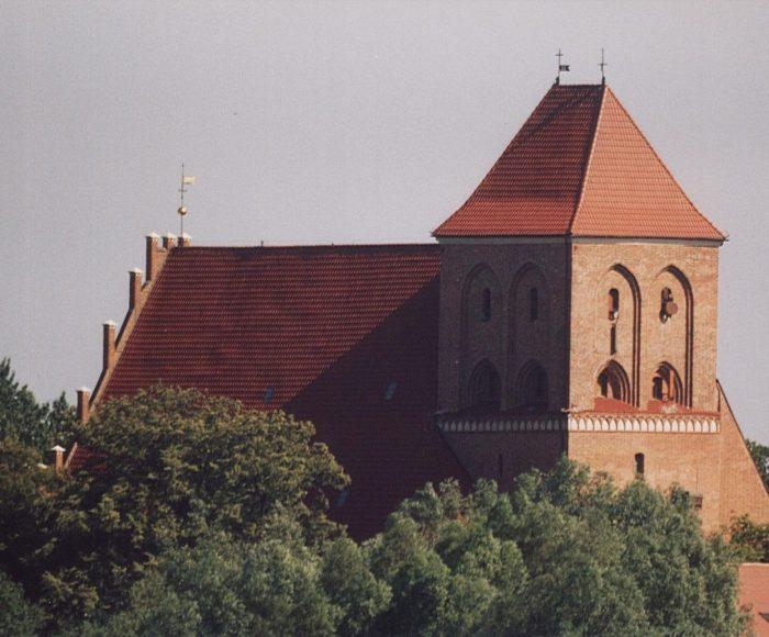 Puck, Kościół św. Piotra i Pawła (fara)