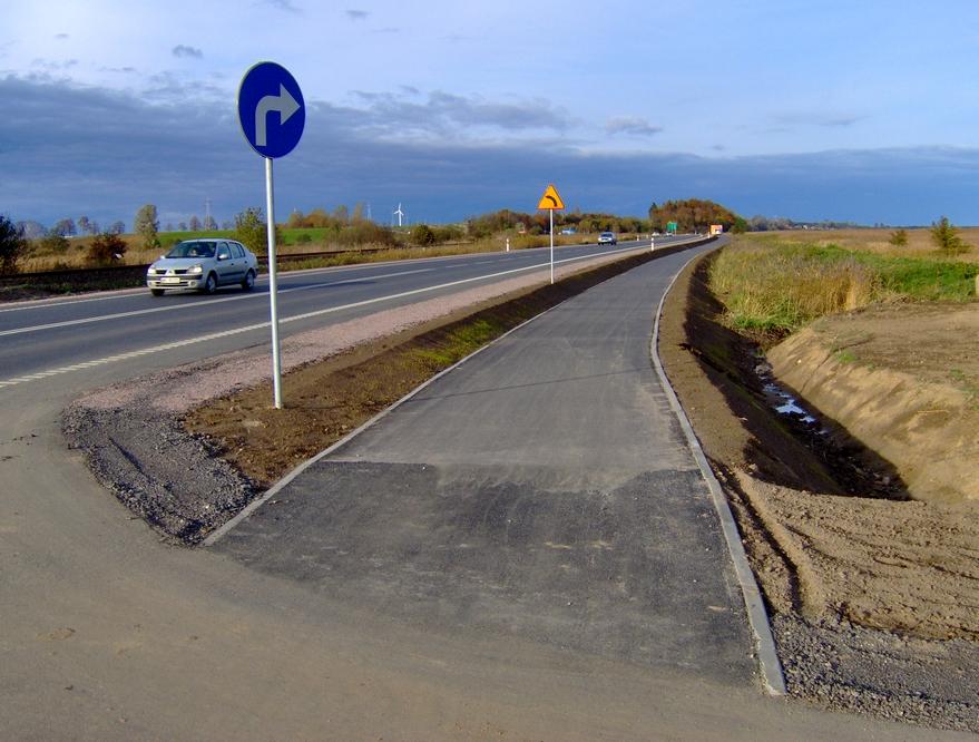 Fot.: Puck-Władysławowo-Hel, ścieżka rowerowa, źródło: Wikipedia, autor: No machine