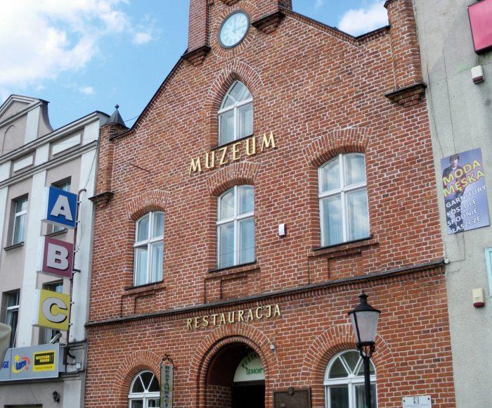 Kościerzyna. Muzeum Ziemi Kościerskiej. Historia, kultura i rękodzieło