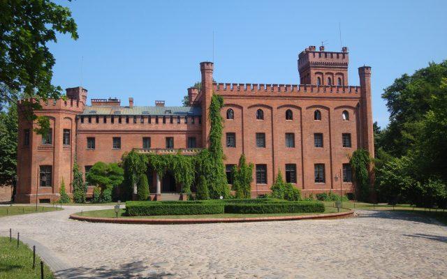 Rzucewo, Zamek Jan III Sobieski. Pałac, w którym nigdy nie było króla