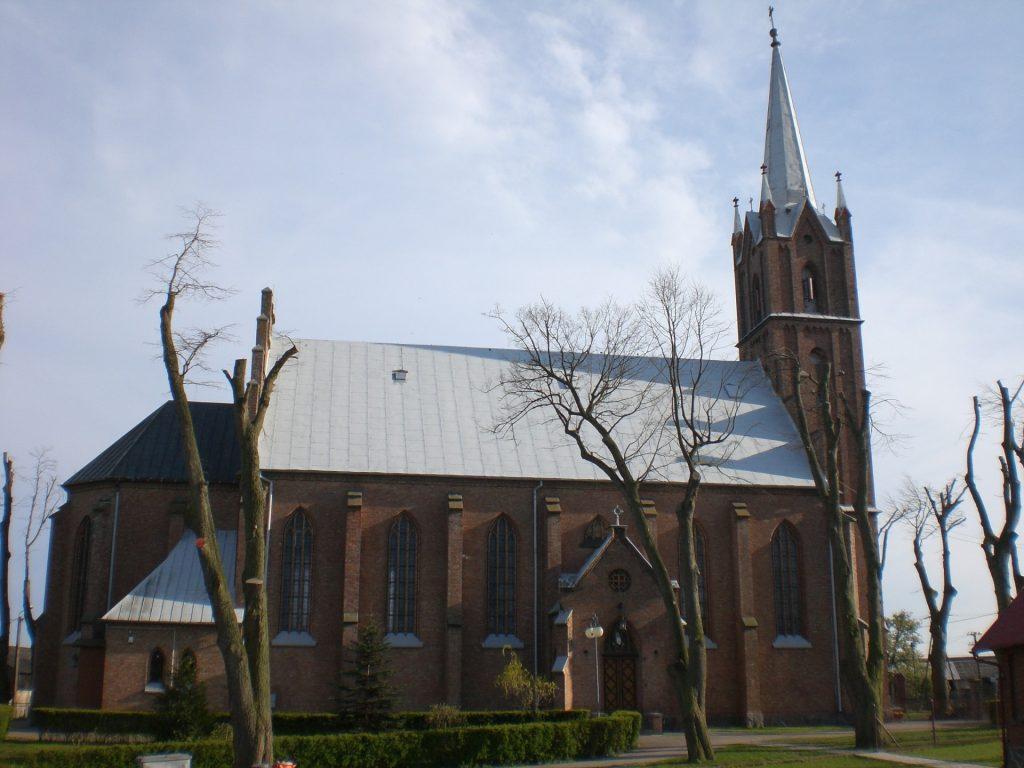 Fot.: Swarzewo, Sanktuarium, źródło: Wikipedia, autor: Gdaniec