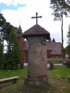 Brzeźno Szlacheckie, kościół; źródło: wikipedia.org