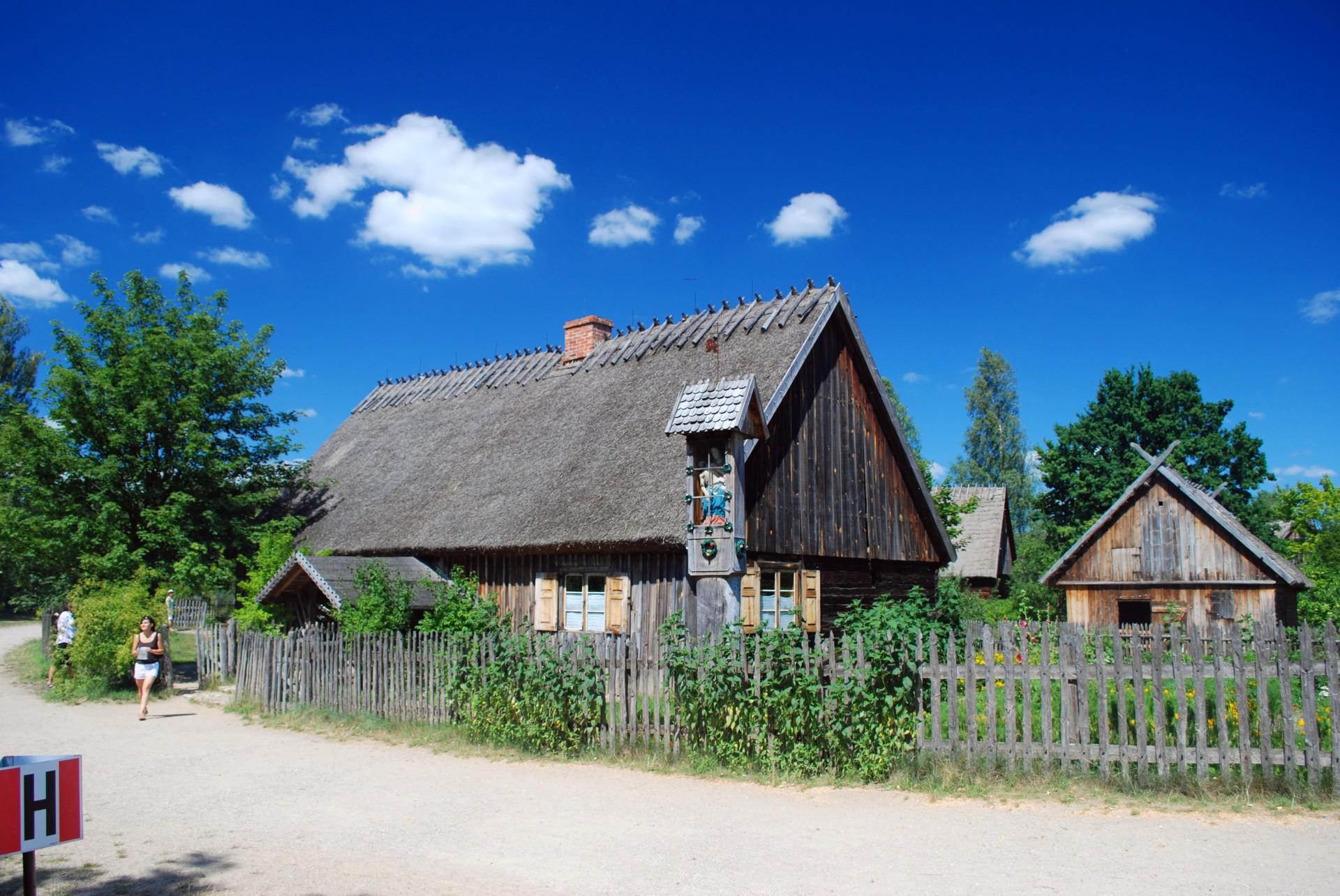 Wdzydze Kiszewskie. Skansen czyli Kaszubski Park Etnograficzny