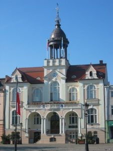 Fot.: Wejherowo, Ratusz, źródło: Wikipedia, autor: Riven