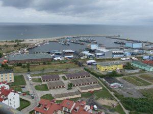 Fot.: Władysławowo, Port morski, źródło: Wikipedia, autor: Dariusz Biegacz