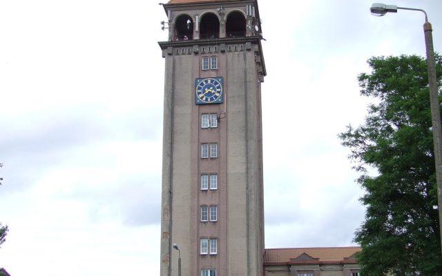 Władysławowo, Dom rybaka. Wieża z widokiem na Bałtyk
