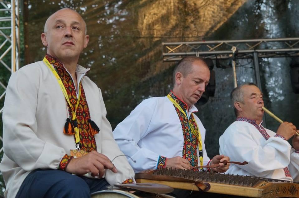 """Udorpie. """"Bytowska Watra"""", święto kultury ukraińskiej na Kaszubach 1"""