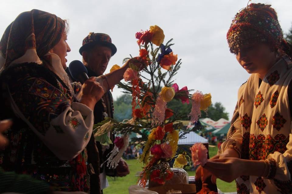 """Udorpie. """"Bytowska Watra"""", święto kultury ukraińskiej na Kaszubach"""
