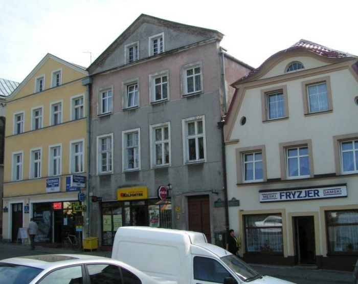 Bytów. Zabytkowe budynki i kamienice 4