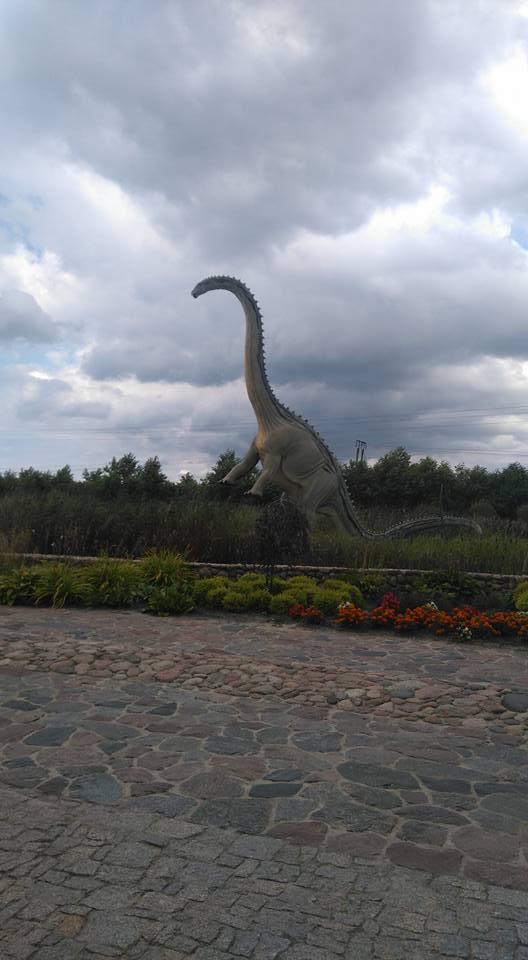 Łeba, Park Dinozaurów. Największy Park Jurajski w Polsce