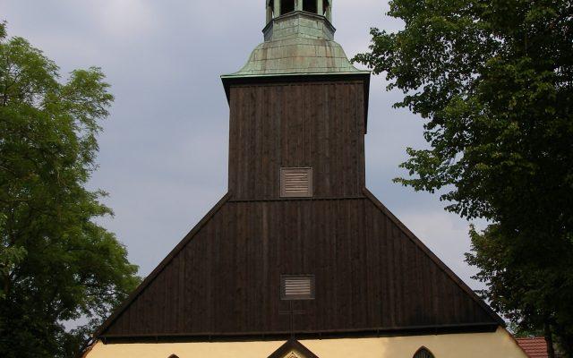 Łeba, Kościół pw. Wniebowzięcia Najświętszej Maryi Panny 1