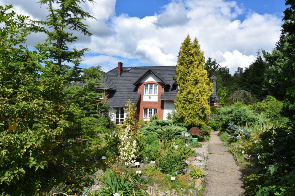 Gołubie. Ogród Botaniczny, rośliny ozdobne, lecznicze, arboretum 6