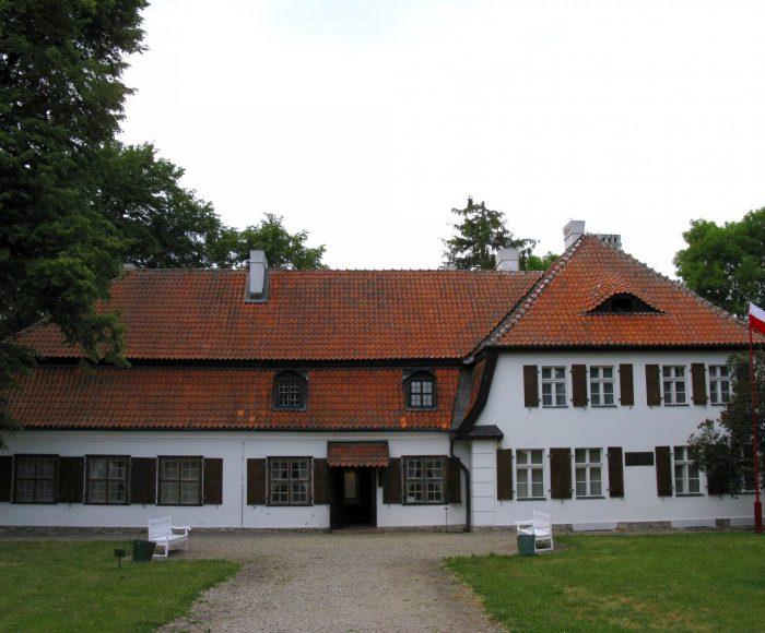 Będomin. Muzeum Hymnu Narodowego i dom rodzinny Józefa Wybickiego