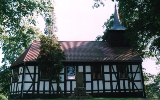 Bukowina, Kościół p.w. Narodzenia Najświętszej Marii Panny
