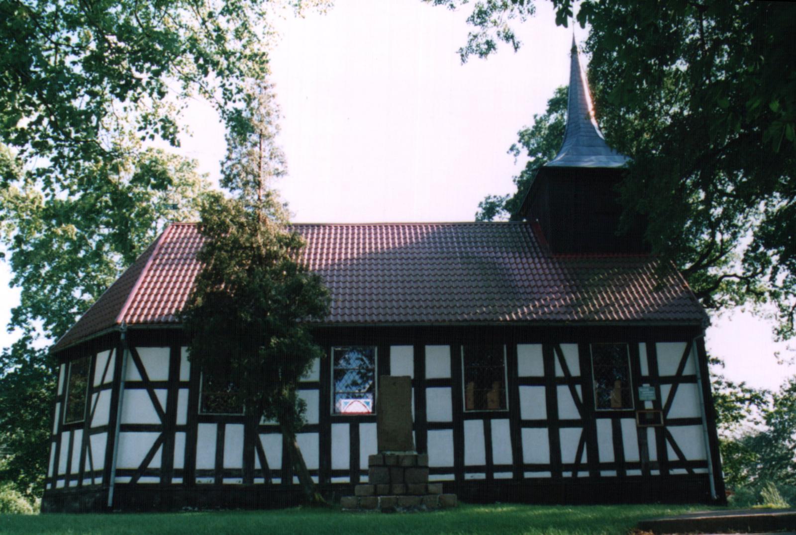 Fot.: Bukowina, Kościół, źródło: Wikipedia, autor: Steinchen1971