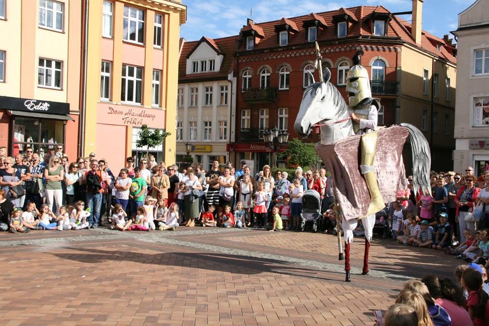 """Festiwal Sztuki Ulicznej """"Chojnicka Fiesta"""" 2"""
