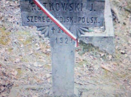 Chojnice. Cmentarz parafialny 1