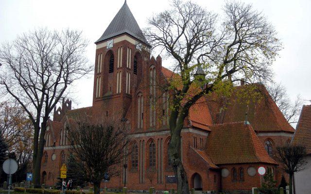 Czersk. Kościół pod wezwaniem świętej Marii Magdaleny 1
